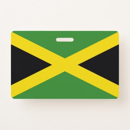 Name badge with flag of jamaica cyo customize design idea do it name badge with flag of jamaica cyo customize design idea do it yourself solutioingenieria Image collections
