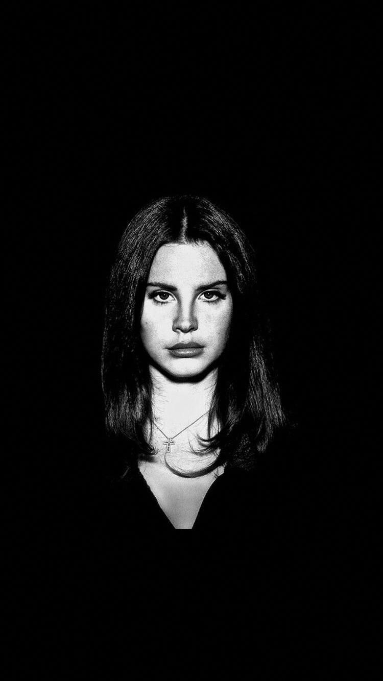 Lana Del Rey Ldr Ldr Lana Lanadelrey Black Lana