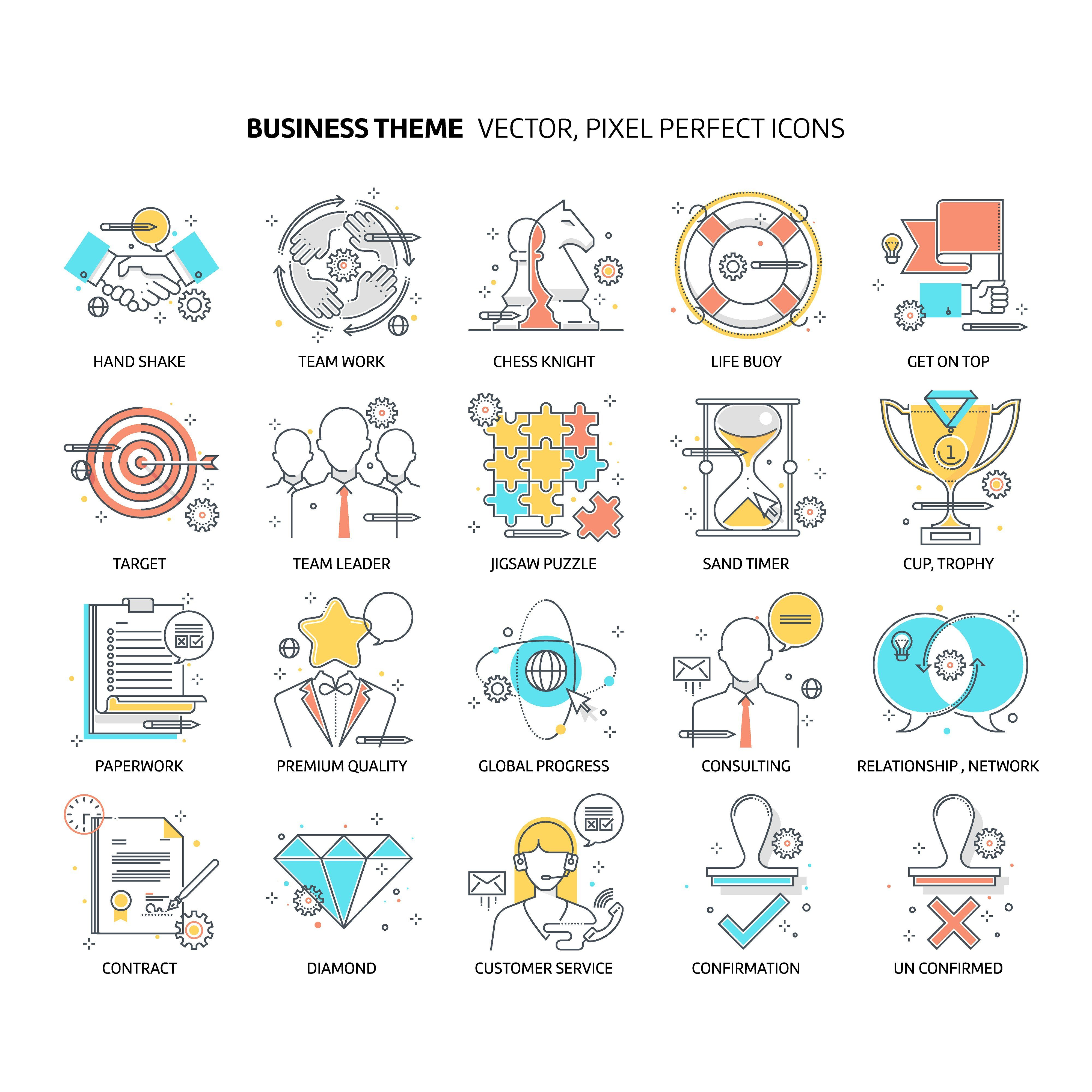 Color line icons icon, flaticon, icons, icon pack, icon