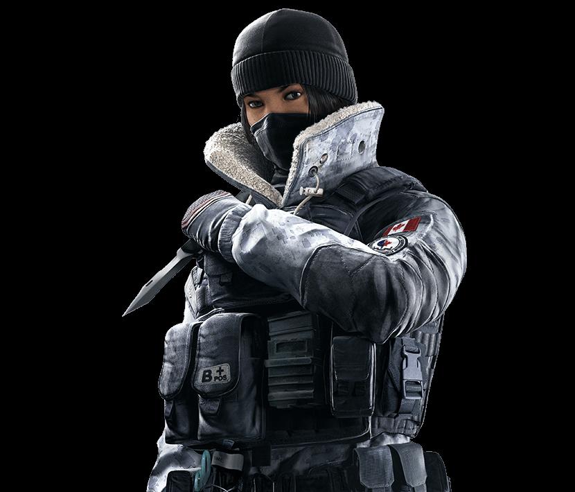 Tom Clancy S Rainbow Six Siege Operator Frost Ubisoft Us Tom Clancy S Rainbow Six Frost Rainbow Six Siege Tom Clancy