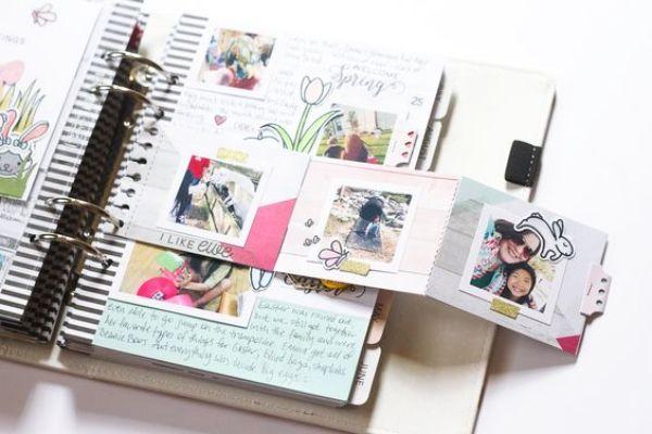 Photo of 30 DIY Heart Touching Scrapbook Ideas – Bored Art