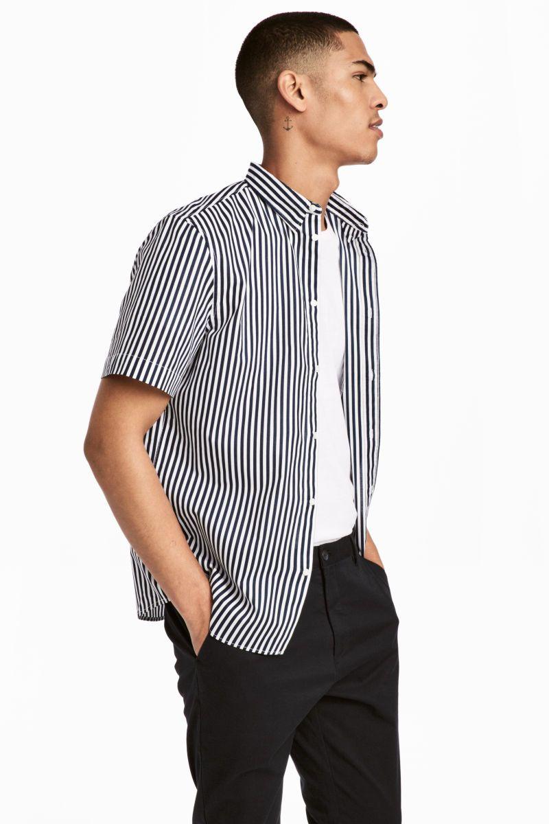 39725a19459 Short-sleeve Shirt Regular fit
