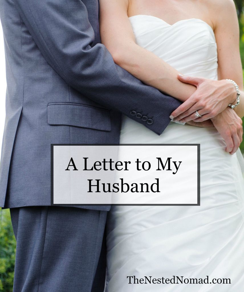 What I've Learned From My Husband: An Anniversary Letter