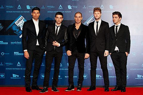 The Wanted, la gran sorpresa de la noche en las Lunas del Auditorio