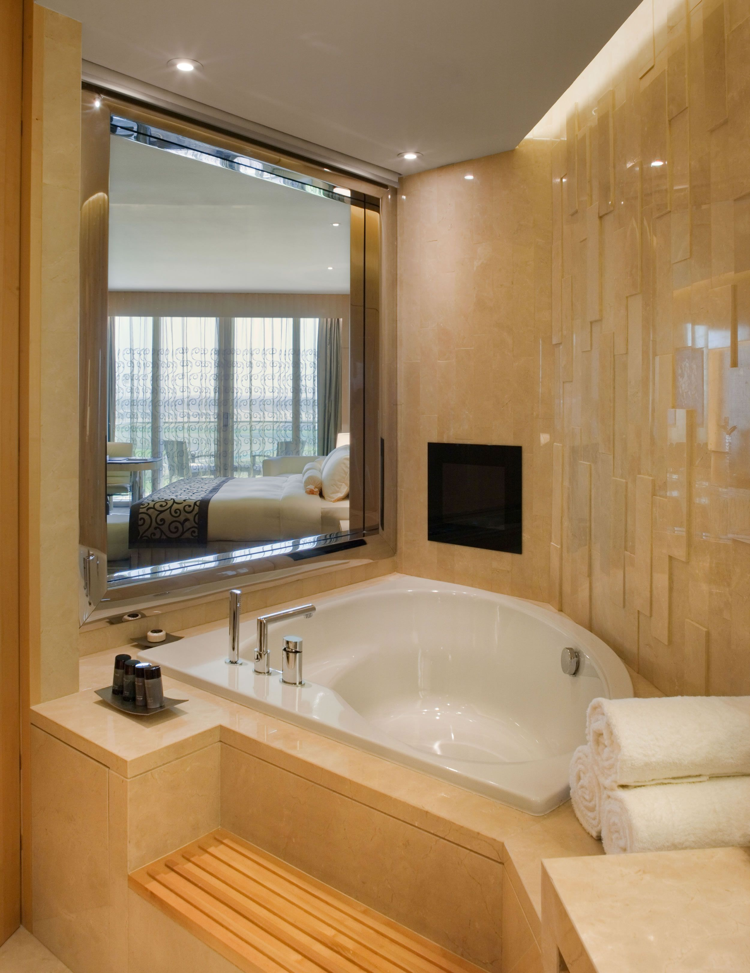 The Meydan Hotel All Rooms Have State Of Art Technology Bathrooms