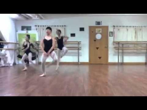 Emma Tse Dance Grade 5 Demo Grand Allegro Dance Dance Academy Tse