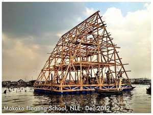 Lagos Shantytown Gets Floating Prototype School - News - Architectural Record