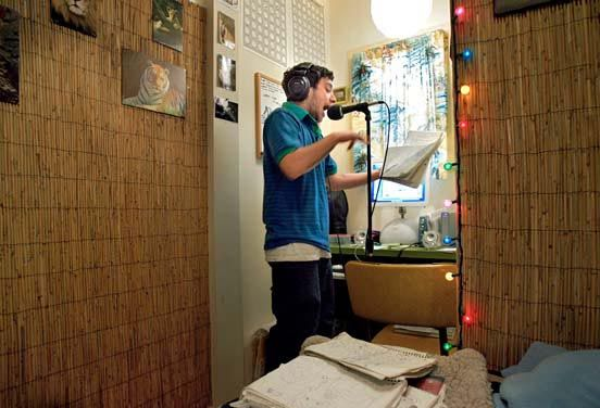 Recording Studio : How to record songs at home | Recording ...