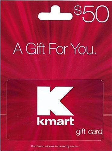 Kmart 50 Gift Card Best Gift Cards Gift Card Deals Cards
