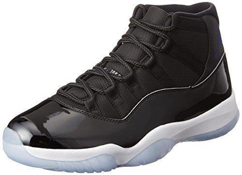 promo code 91569 3f9f5 Jordan Men s Air 11 Retro BLACK CONCORD-WHITE 9.5 M US