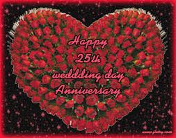 Image Result For 25th Wedding Anniversary Wishes In Hindi Thanks