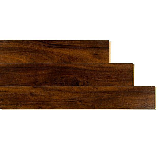 Laminate Flooring 12mm Megaloc Chocolate