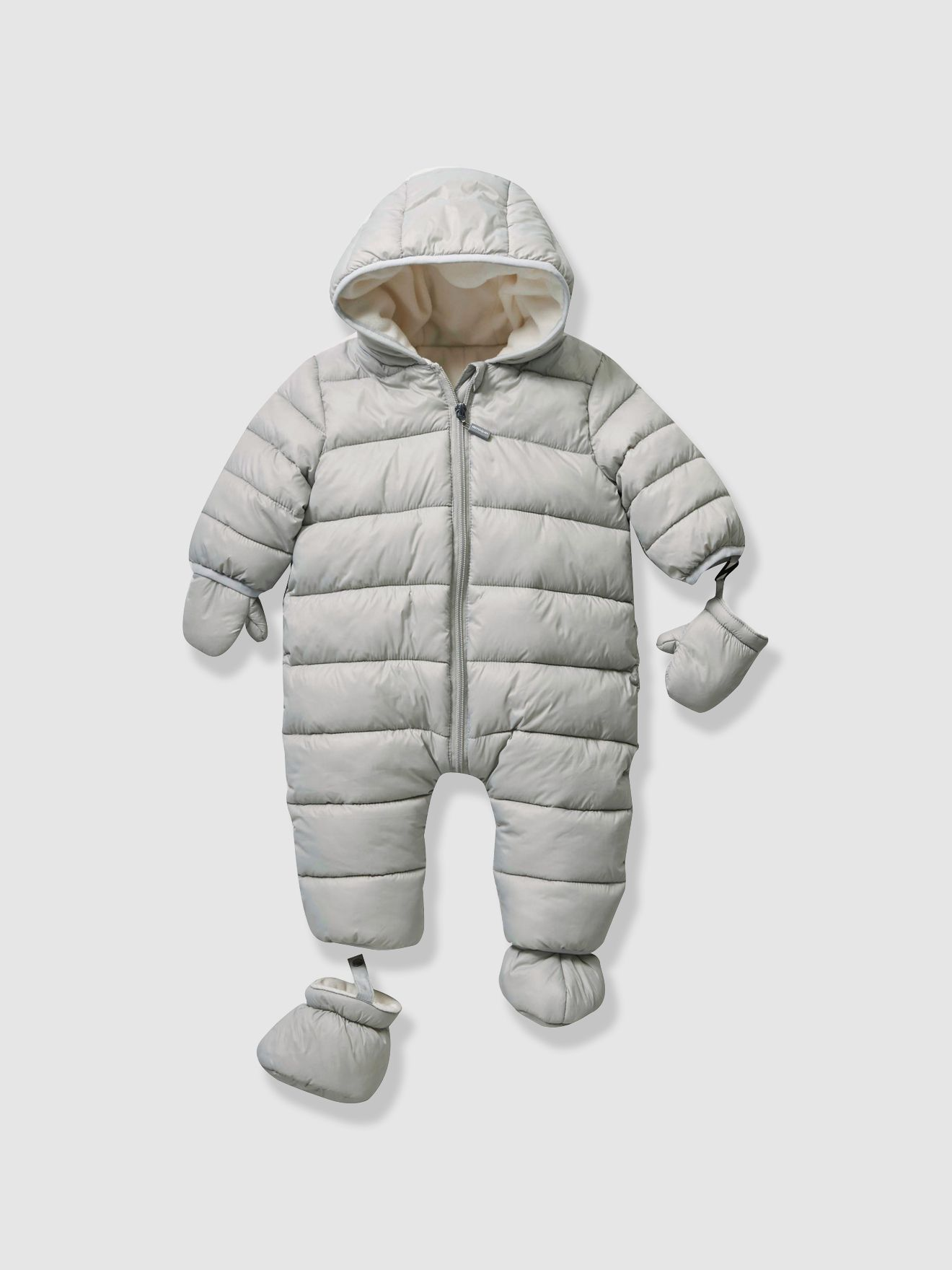 17761495e897e Pin by Alyssa Lau on Baby/Kid Stuff | Baby snowsuit, Snow suit, Baby ...