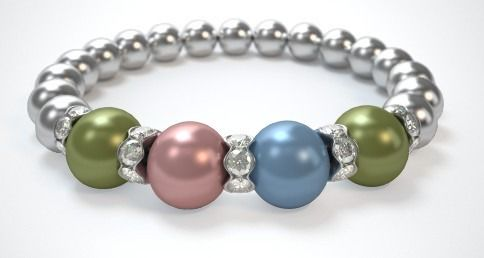 Check out my Mothers Bracelet! What does yours look like? Design a ...