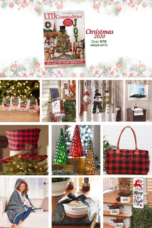 Ltd Catalog Christmas 2020 Christmas 2020 Catalog by LTD Commodities in 2020 | Christmas