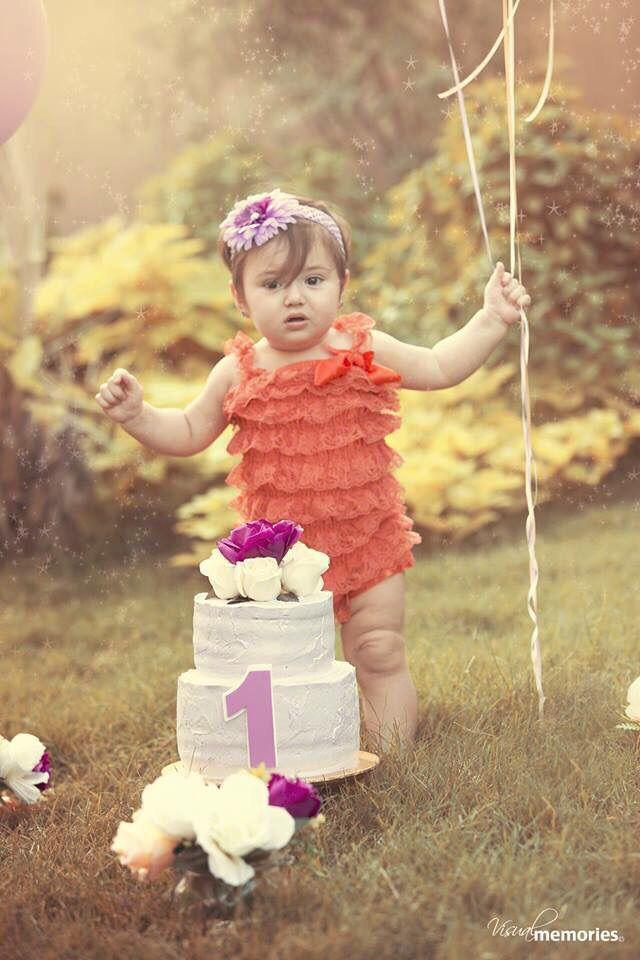 Cake smash baby jouri cakesmash birthdaygirl firstbirthday banner