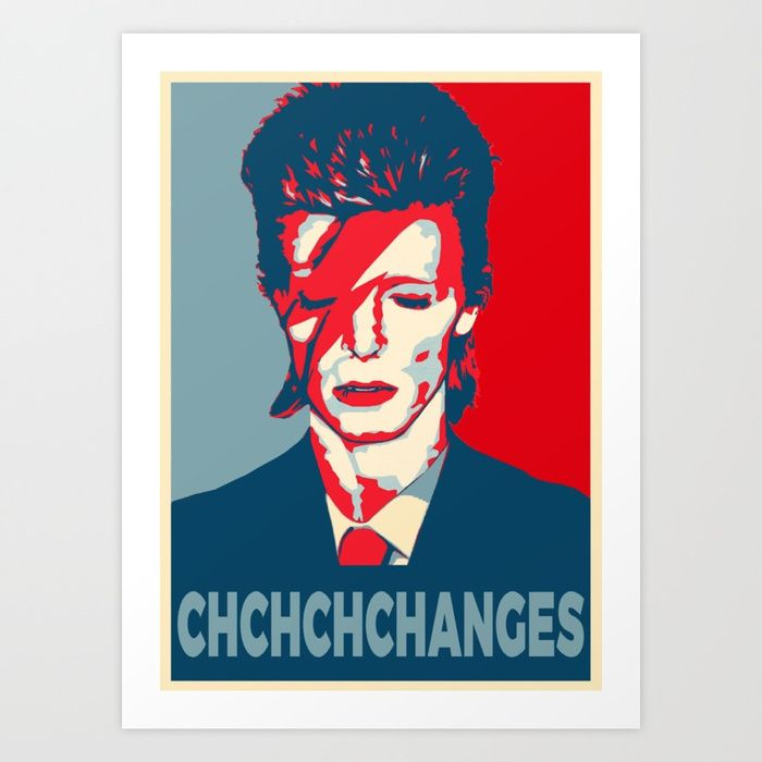 Chchchchanges
