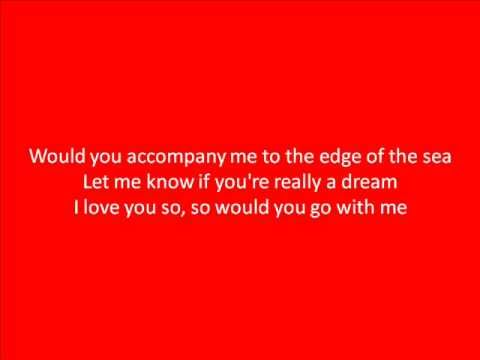Would You Go With Me By Josh Turner Lyrics Im Soo Addicted To This Recessional SongsWedding