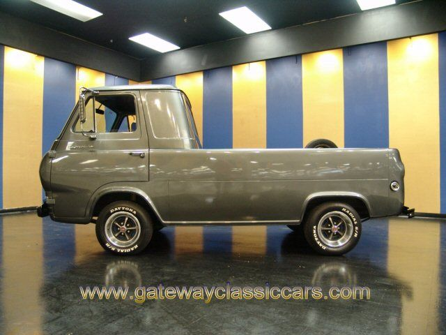 61 Ford Econoline Pickup Muscle Cars For Sale Classic Ford