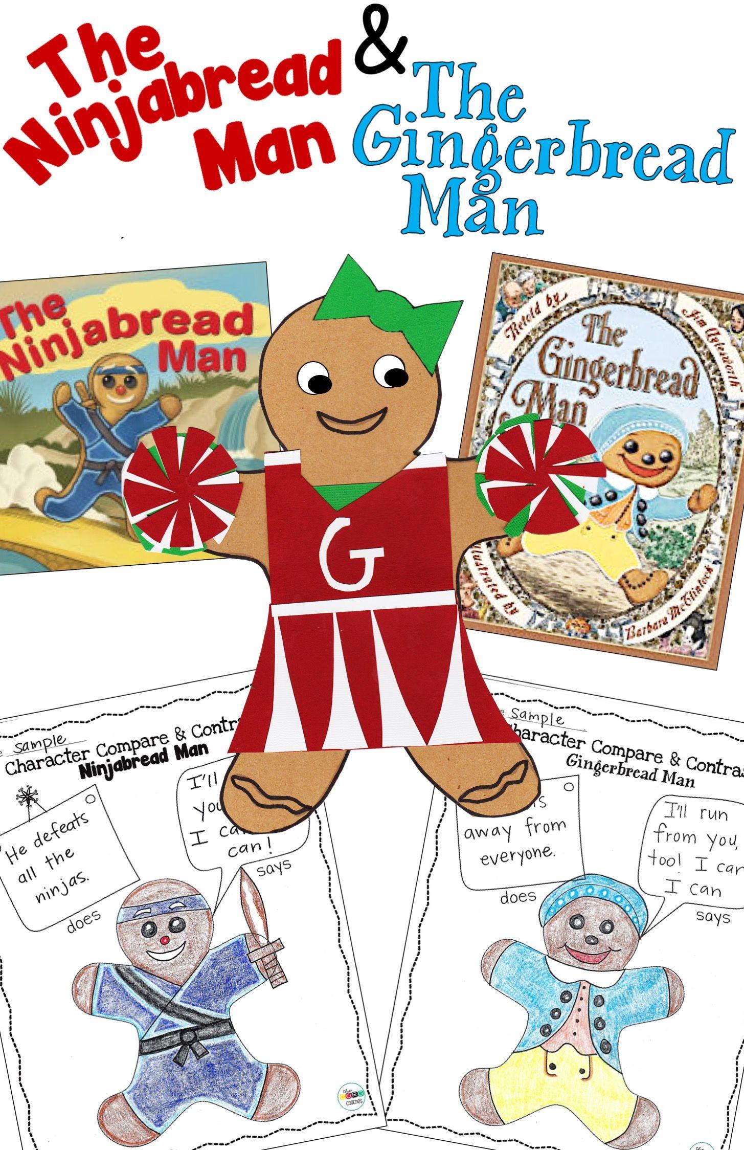G Gingerbread Kindergarten Activities