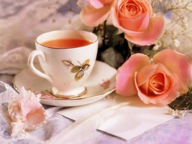 чашка чая эмодзи