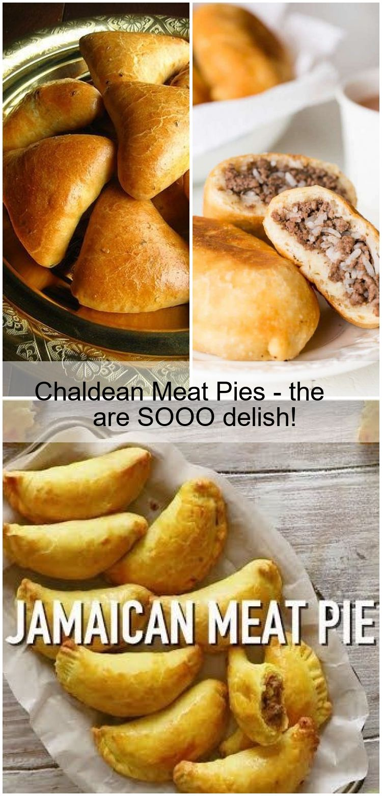 Chaldean Meat Pies - the are SOOO delish! Chaldean Meat Pies - the are SOOO delish!,