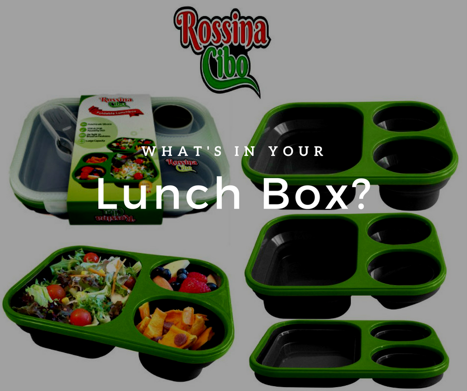 DON'T GO HUNGRY! Rossina Cibo Foldable Lunch Box components are sized generously enough for the heartiest of appetites. You won't be going hungry any time soon! Grab yours now and get AMAZING discounts: https://www.amazon.co.uk/Rossina-Cibo-Collapsible-Compartments-Lunchbox/dp/B00ZVFFDDI #lunchbox #collapsible #picnics #workout #school #work #getaway