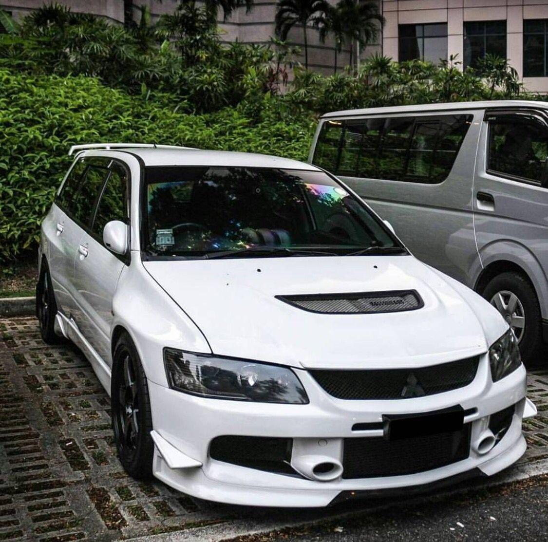 Mitsubishi Evo: Mitsubishi Lancer, Mitsubishi Lancer