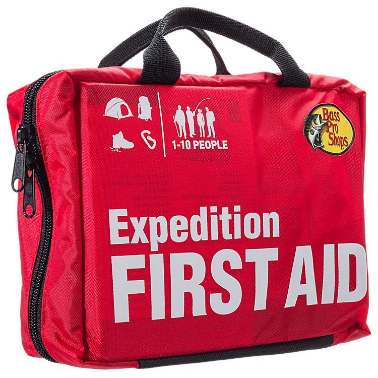 Bass Pro Shops® Expedition First Aid Kit Bass Pro Shops