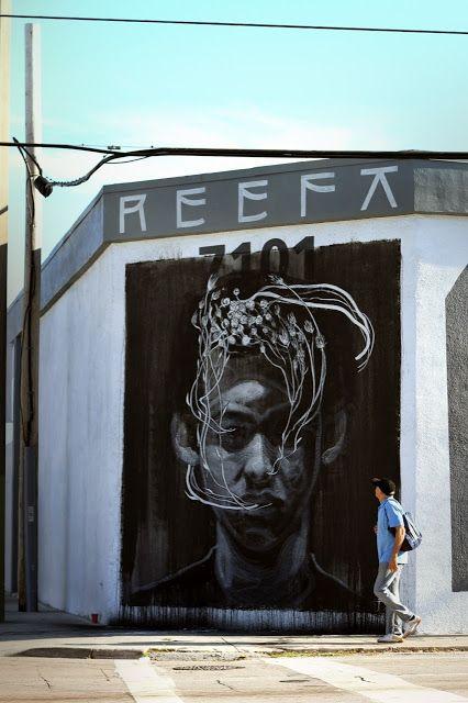 #axelvoid #streetart #miami #ripreefa #reefa