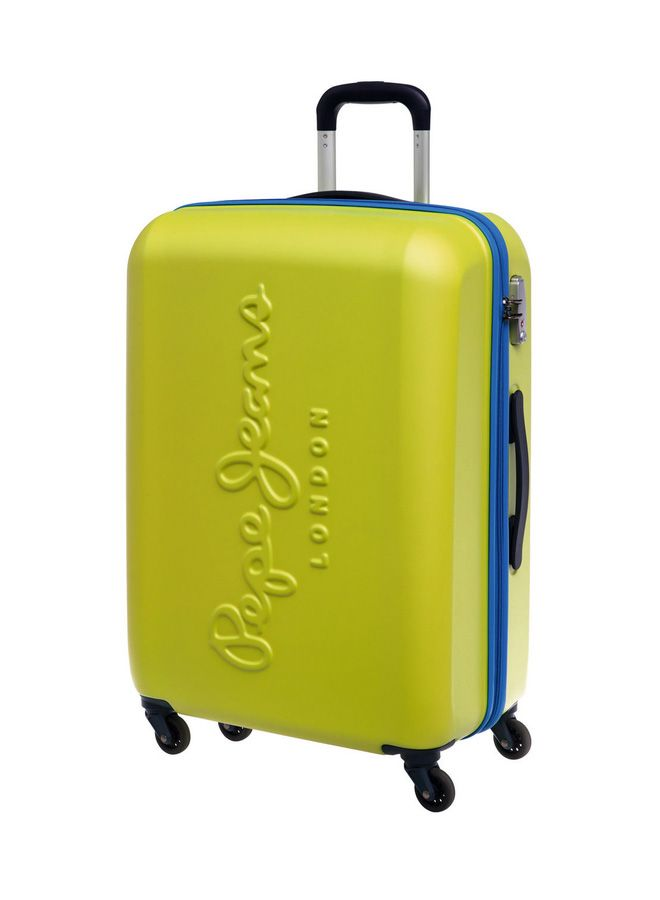 1b016dbe360 Maleta Pepe Jeans Tricolor Amarilla Joumma Bags  PepeJeans  trolley  yellow   SS16
