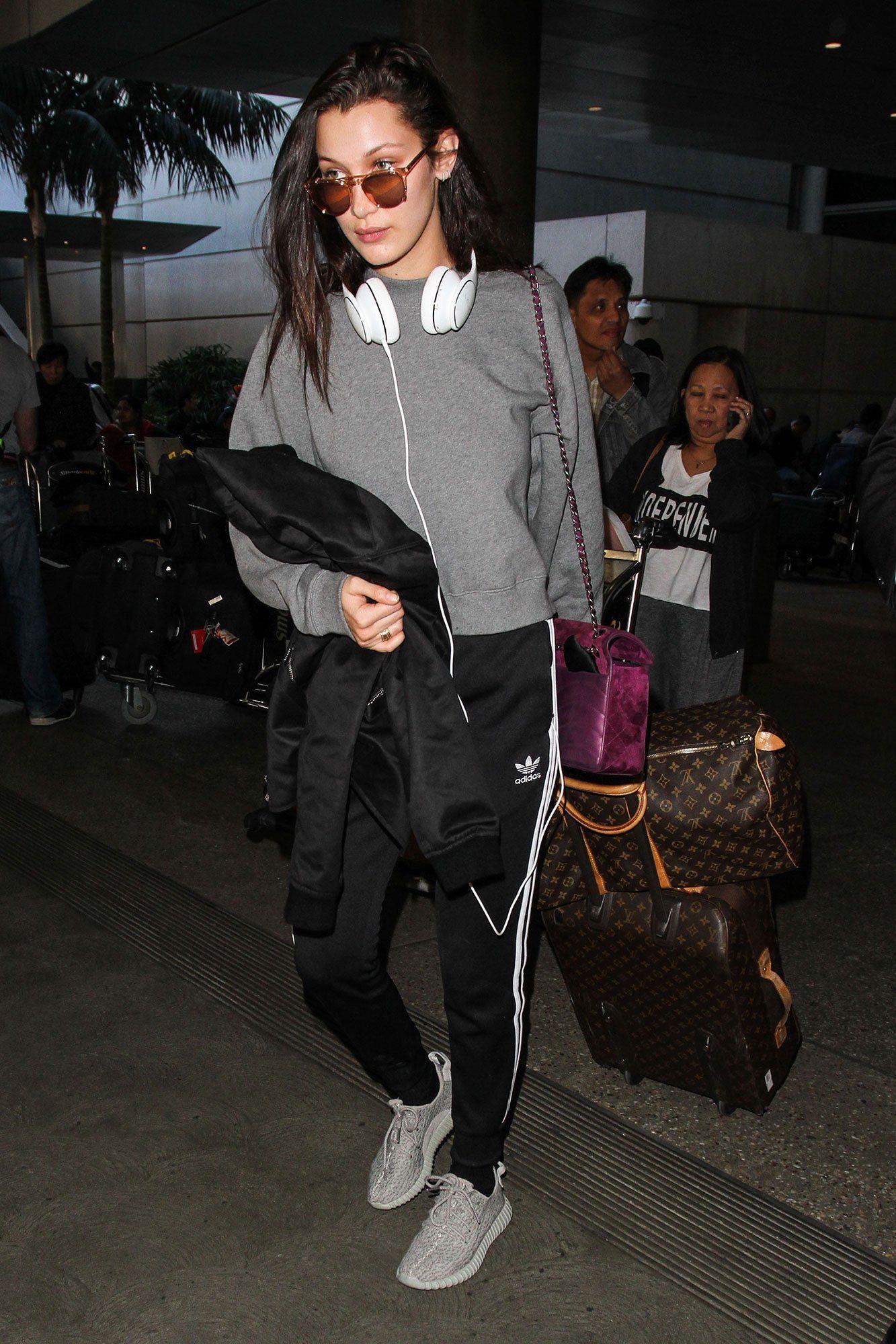 Aaliyah hadid social media creeper