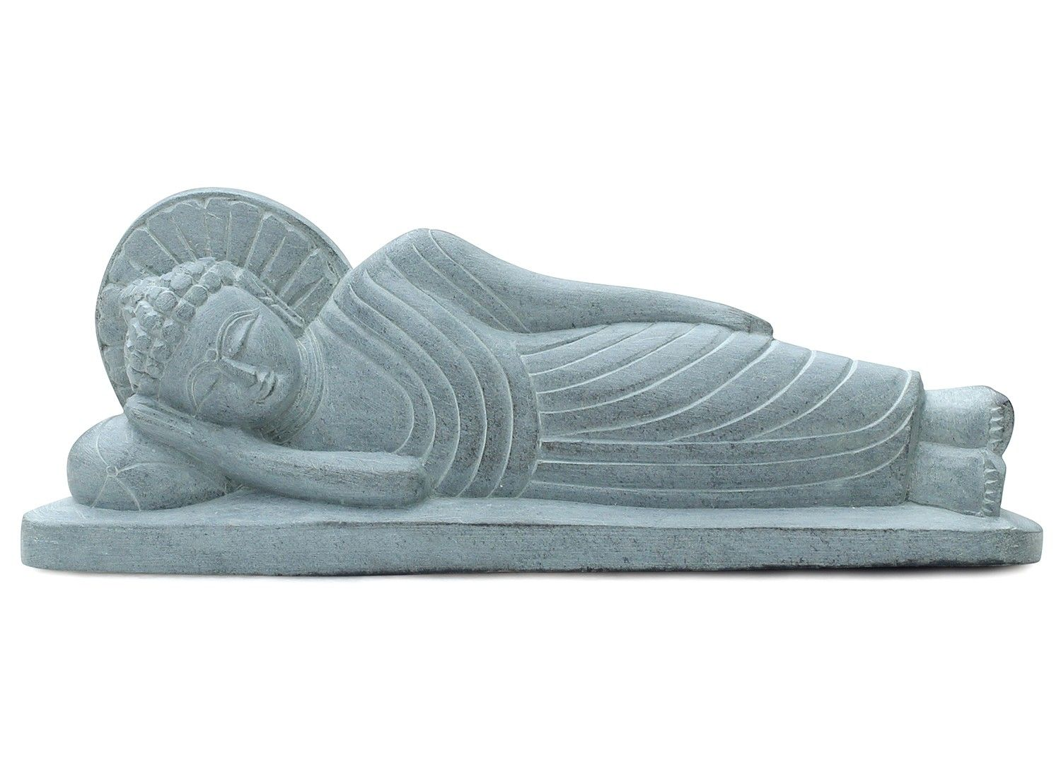 "Reclining Buddha - #Buy #Wholesale 6 4"" #Sleeping #Buddha"