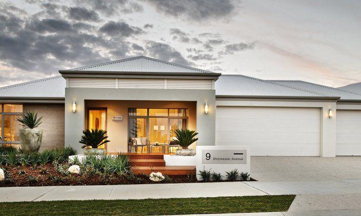 New home design perth archipelago i display homesentrance