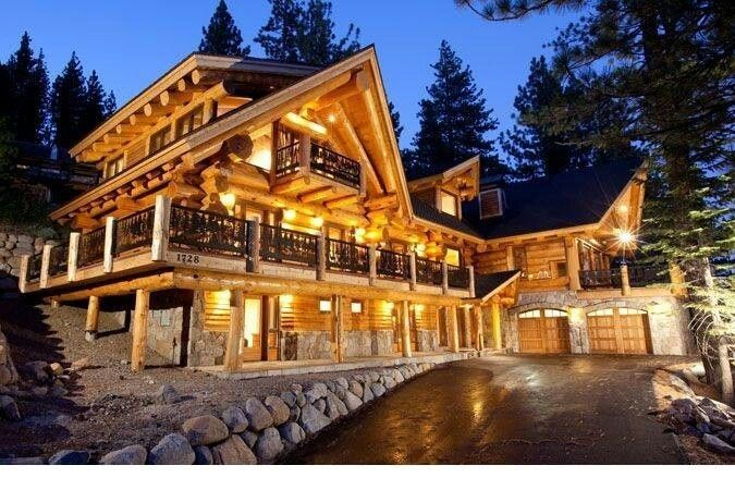 If Daniel and I move to Ruidoso N.M. we better live in a cabin ...