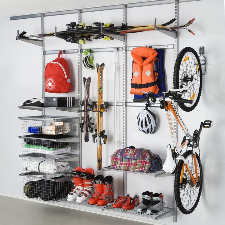 Photo of Sick of climbing piles of stuff to get through the garage?