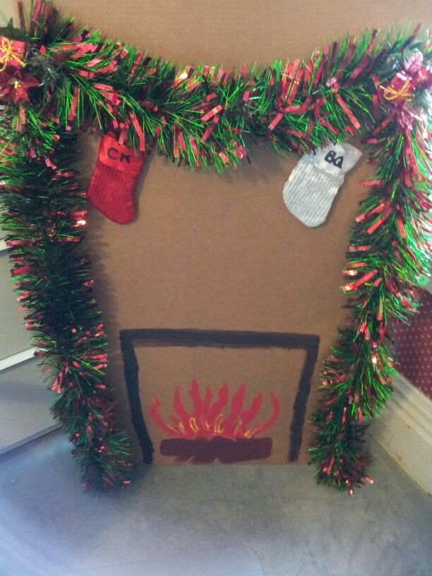 DIY Holiday office decorations Christmas DIY Holiday