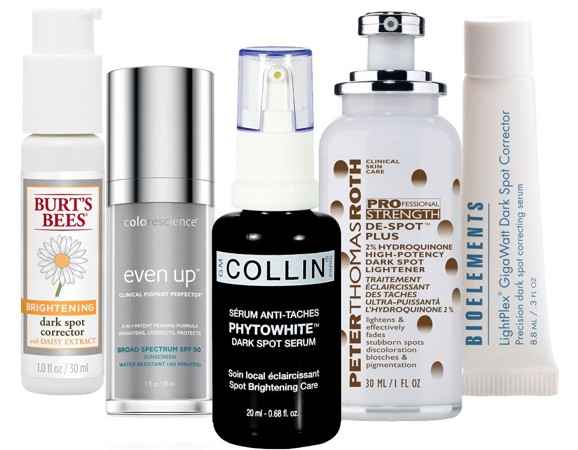 The 7 Best Dark Spot Fighters Newbeauty Fade Dark Spots Skin Brightening Cream Products Skin Brightening