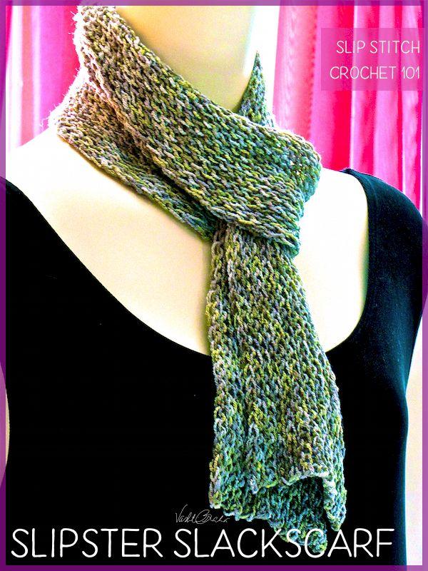Slipster Slackscarf Pinterest Crochet Hooks Yarns And Crochet