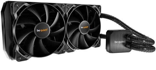 Be Quiet Silent Loop 280mm Aio Liquid Cpu Cooler Review Cooler Reviews Computer System Custom Pc