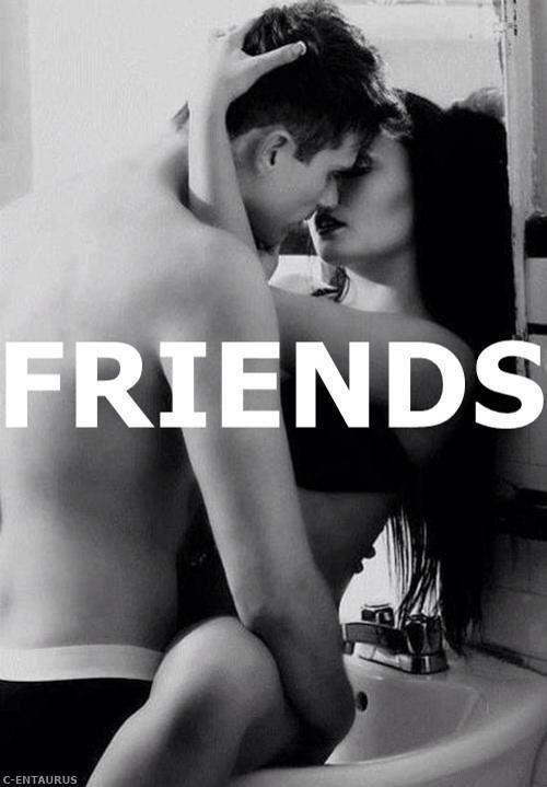 Друзья секс