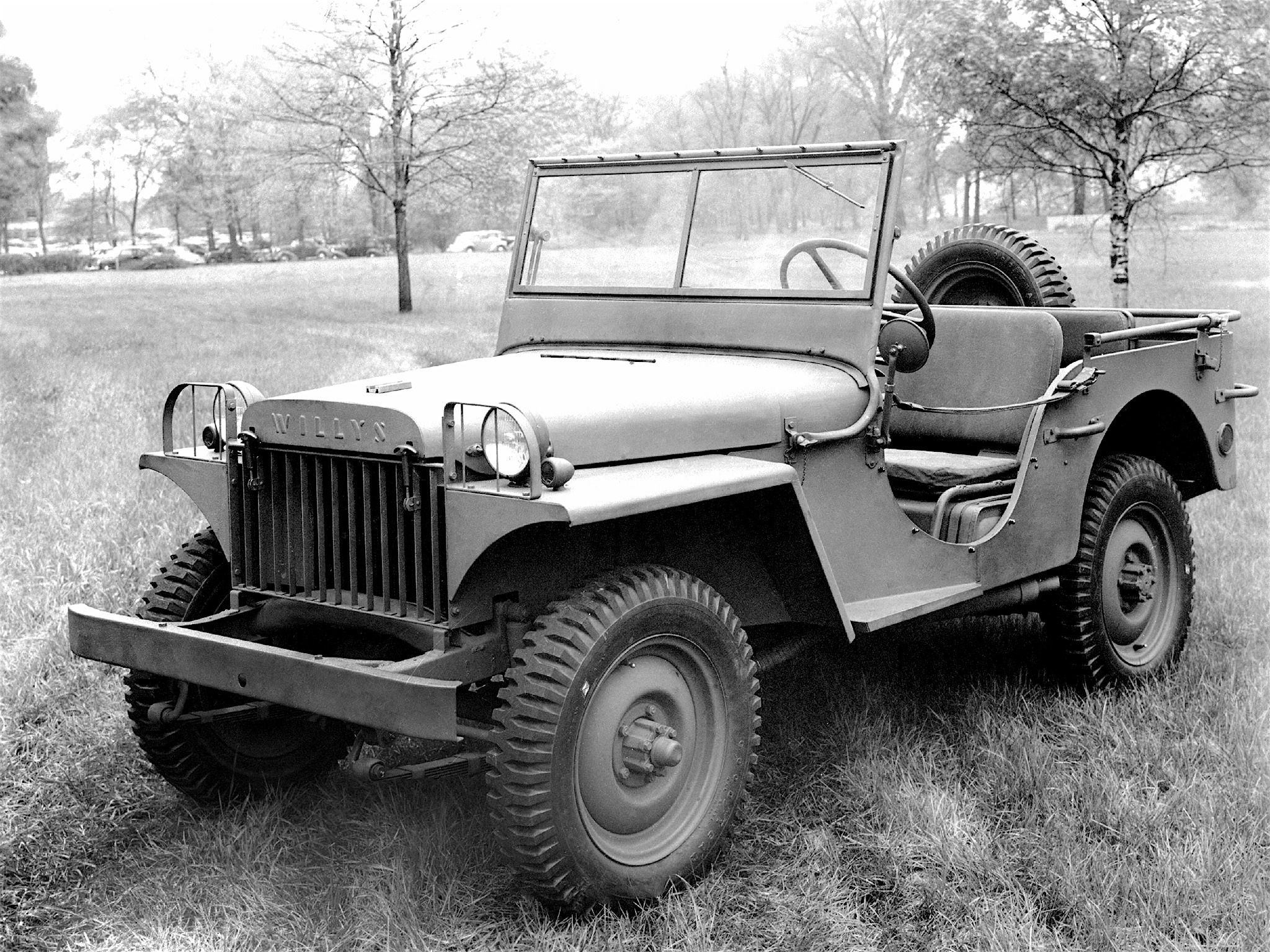 1941 Jeep Willys Ma Military Jeep Willys Jeep Willys