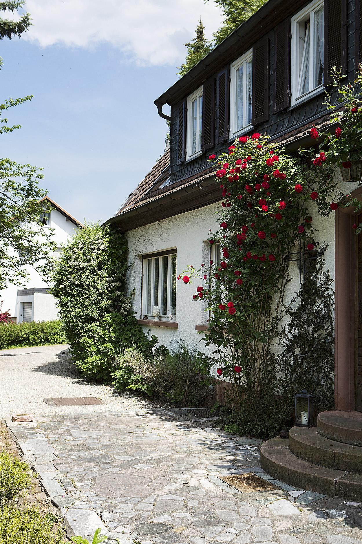 Garden Visit An Enchanted Summerhouse in the German