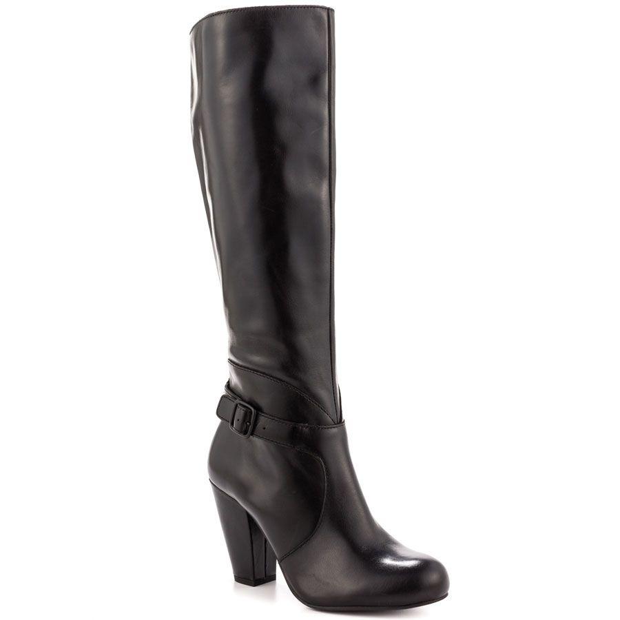 Brainstorm - Black Leather. 3 Inch HeelsSeychellesWomen's ...
