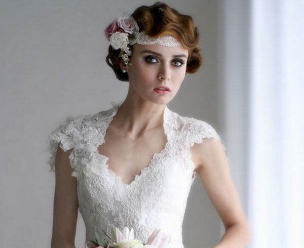 Medium Bridal Hairstyles 2013 Wedding Hairstyles For Medium Hair