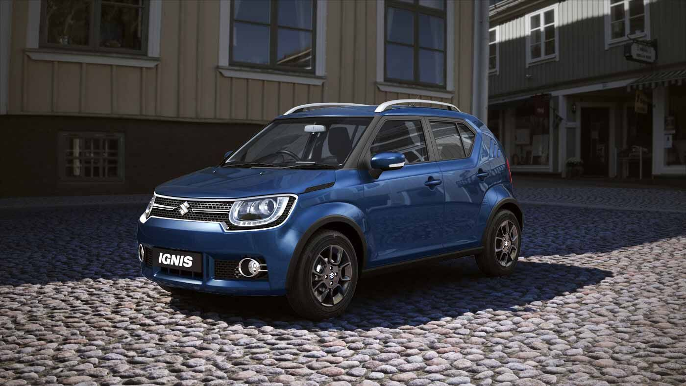 Are You Planning To Buy A New Maruti Suzuki Ignis Car Check Here