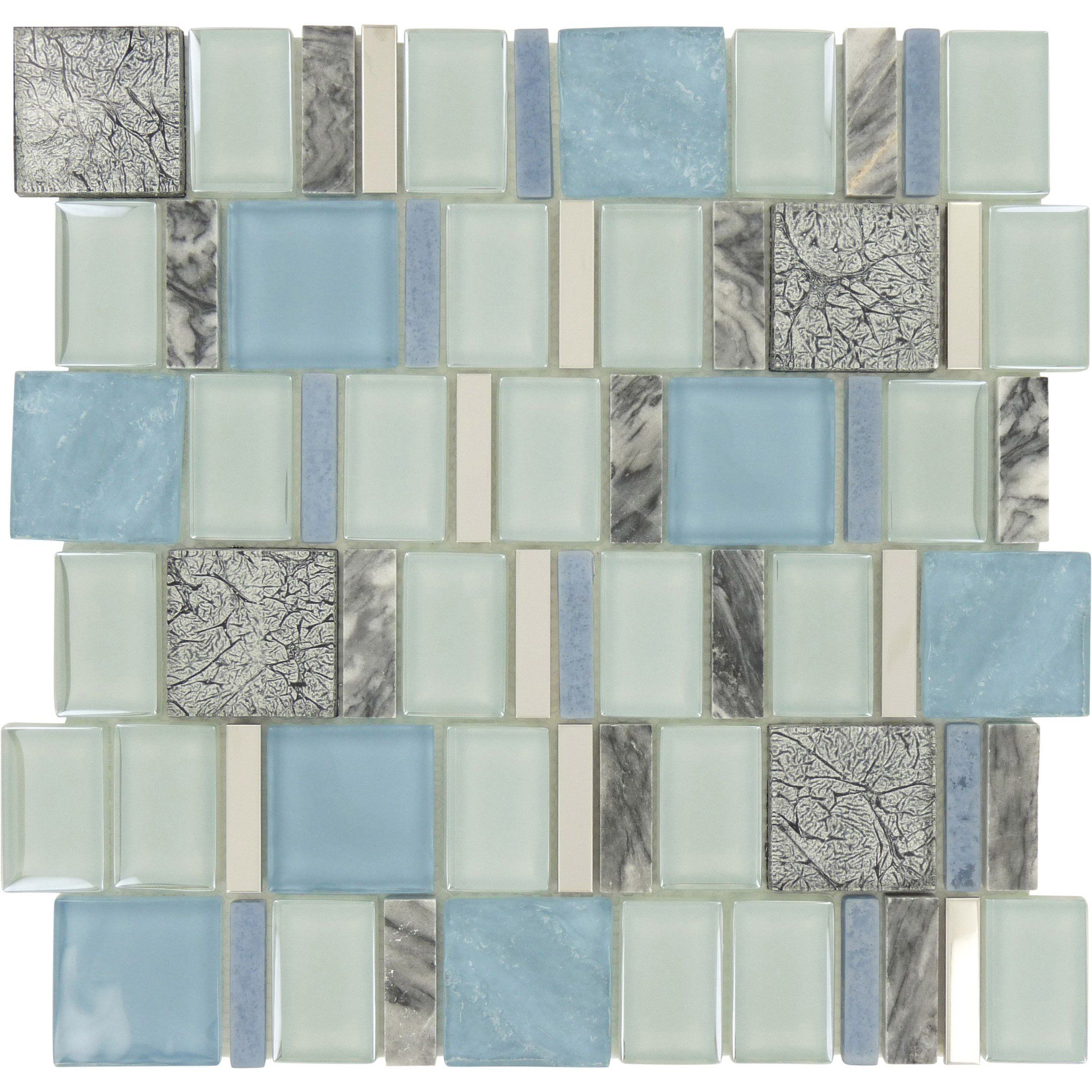 Glass And Stone Mosaic Tile Glass And Stone Tile Backsplash Stone Mosaic Tile Stone Tile Backsplash Stone Mosaic
