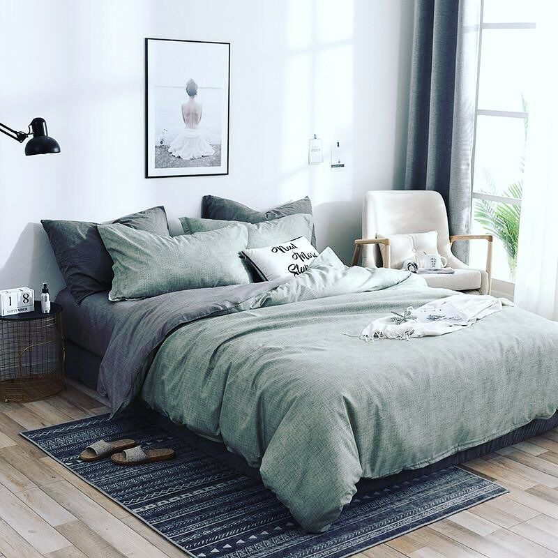New The 10 Best Home Decor With Pictures Good Morning All Today S Gonna Be A Good Day Ohsodecor Com Link Simple Bedding Sets Simple Bed Bedding Set