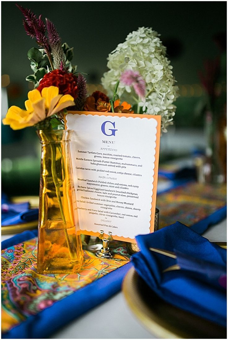Image Result For Lime Orange And Purple Wedding Reception