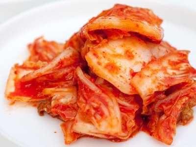 Kimchi Disini Ada Cara Membuat Video Bumbu Resep Kimchi Timun Jjigae Pancake Kubis Soup Fried Rice Bokkeumbap Lobak Putih Stew Halal A Lobak Kimchi Sederhana